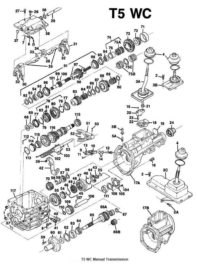 Vw Transporter Parts Diagram